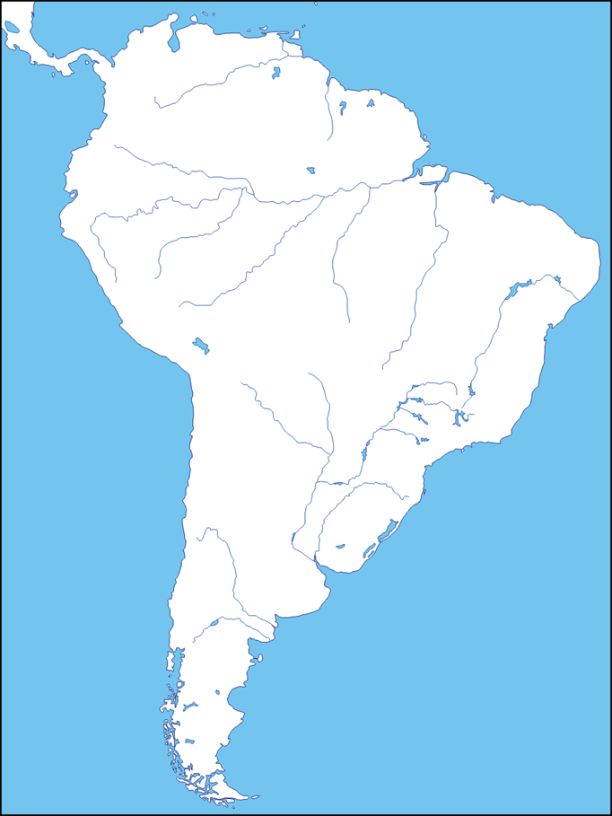 South America Clickable Without Borders Quiz By Suspence - Sporcle us map quiz
